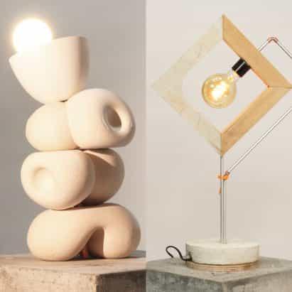 10 de iluminación ecléctica diseña para salones de belleza de la Universidad de East London estudiantes