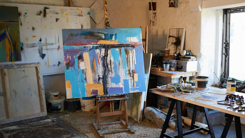Suministros de arte esenciales para pintar: todo lo que necesita para comenzar