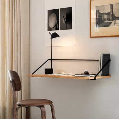 10 aspectos esenciales para ayudarle a establecer su oficina en casa