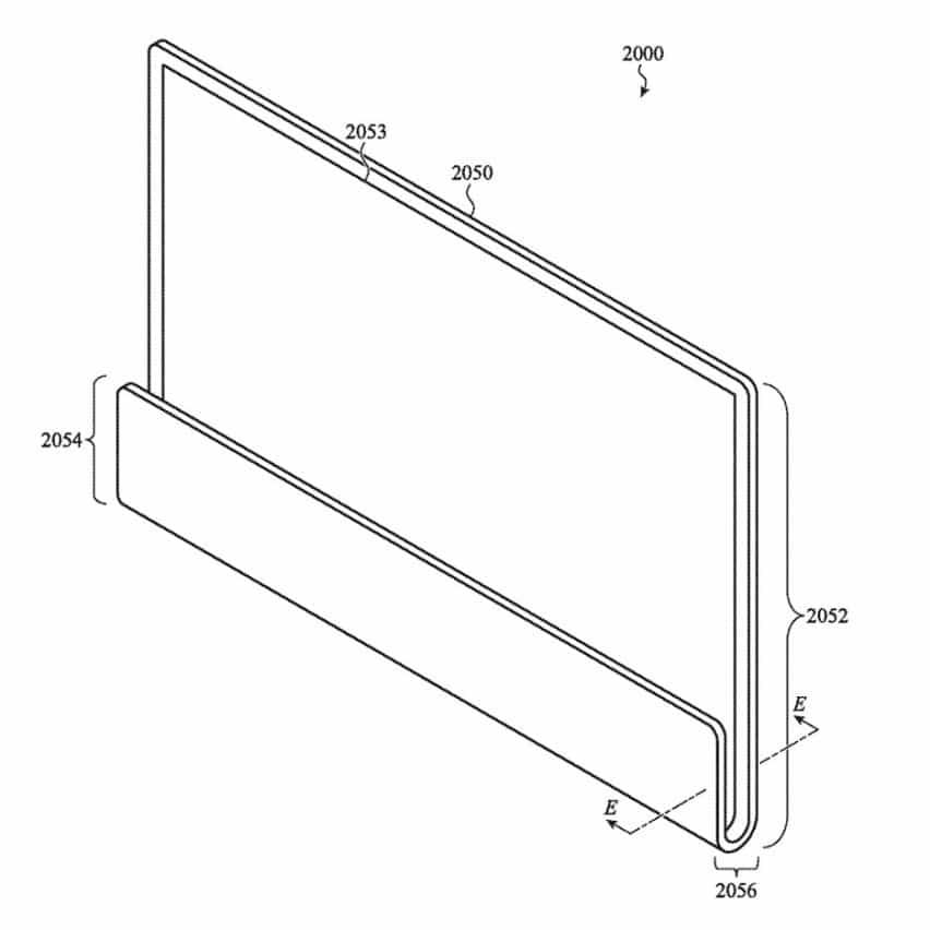 da a conocer los planes de Apple para iMac construidos a partir de lámina de vidrio curvado