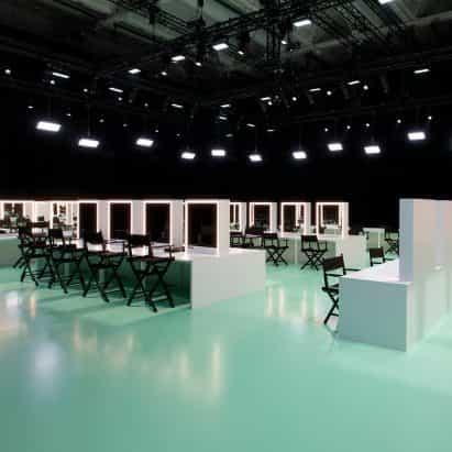 Alessandro Michele llevó a los invitados entre bastidores para Gucci A / W 2020 muestran