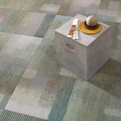Milliken actualizaciones colección de azulejos de la alfombra Serie Hecho a mano