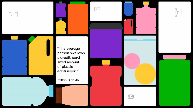 Coma menos plástico visualiza un hecho desagradable que implica la emergencia climática