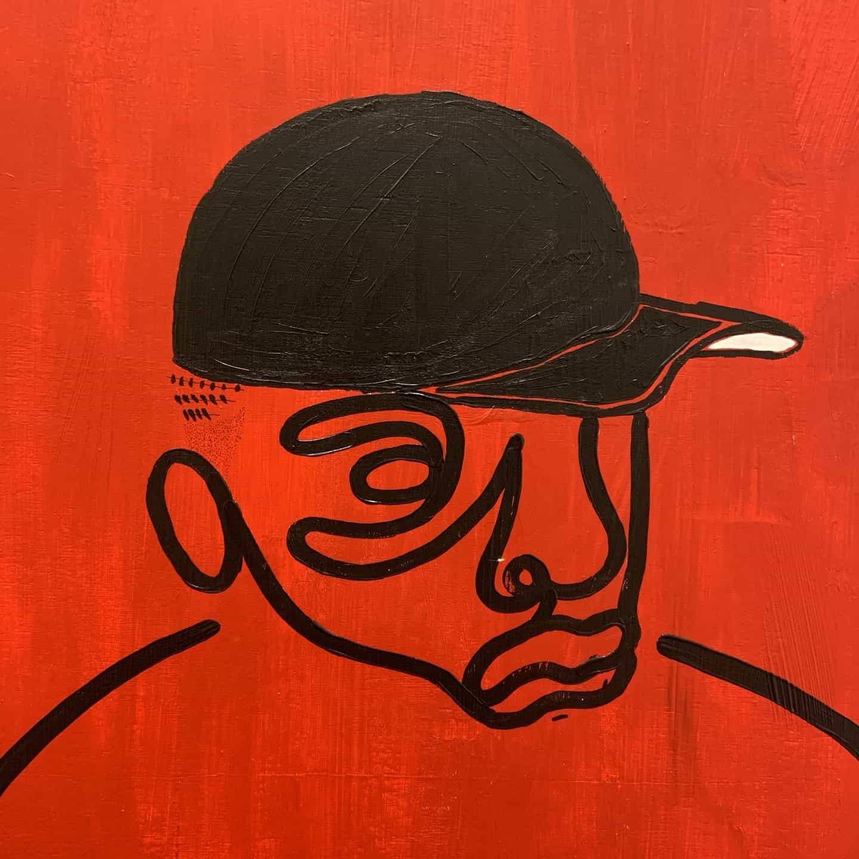 Cap negro