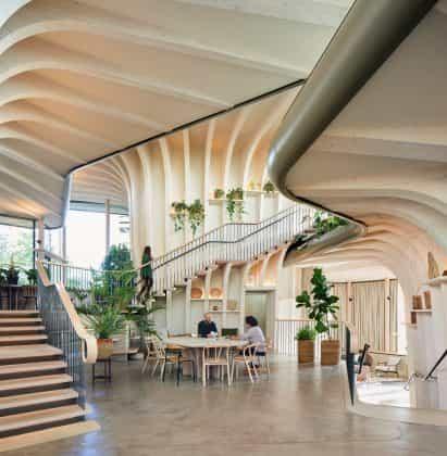 Thomas Heatherwick y Ab Rogers, hablará en el lugar de trabajo virtual de Bienestar por la conferencia de Diseño