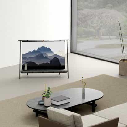 ¡Veinte diseños innovadores preseleccionados en OLEDs Go de Dezeen y LG Display! Competencia