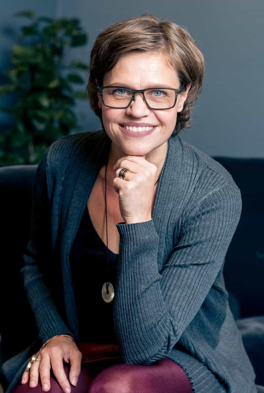 Pernilla Johansson, directora de diseño de Electrolux