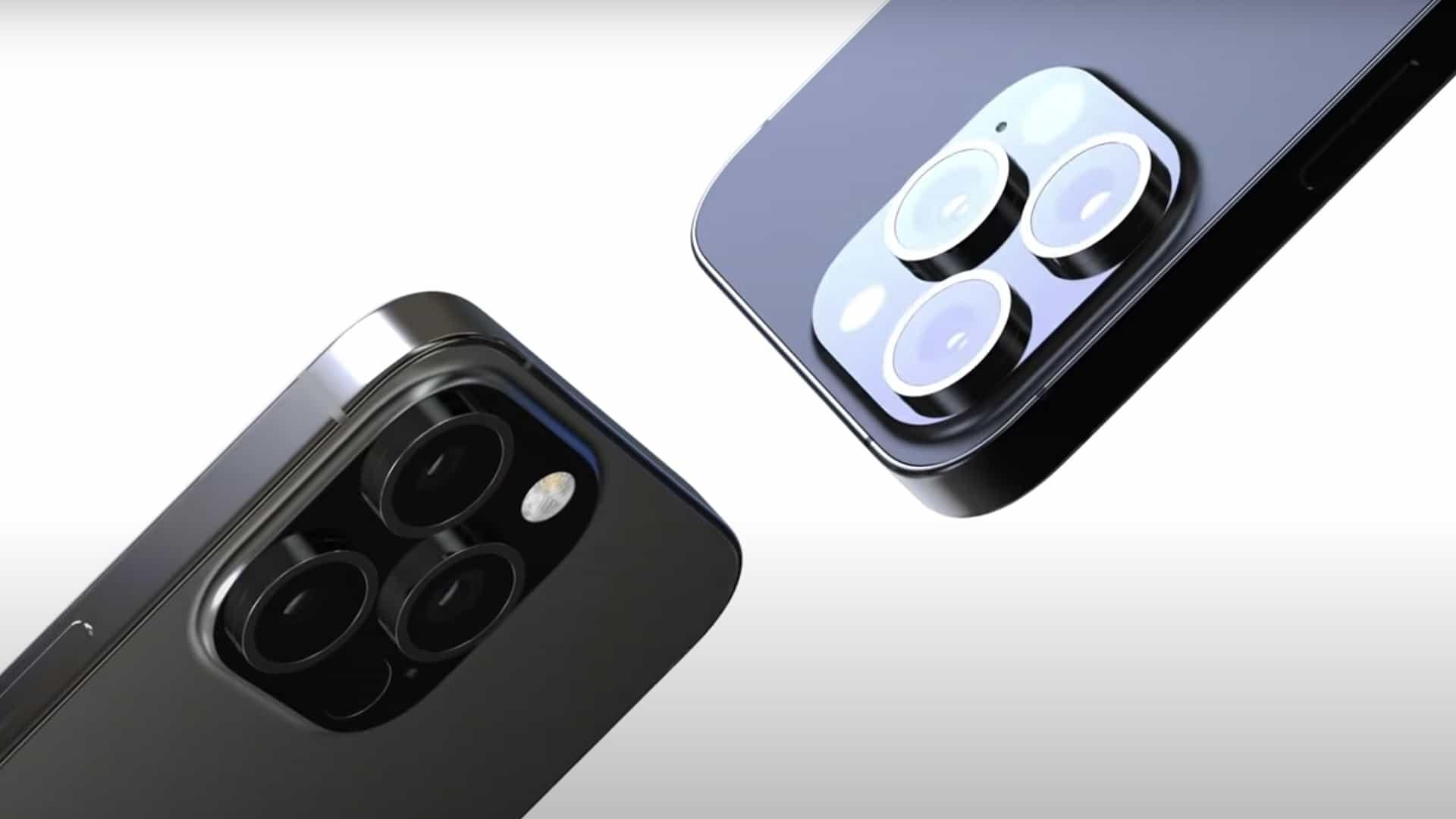 El primer vistazo del iPhone 13 de Apple revela una sorpresa de diseño