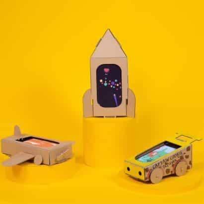 """SmartKit de Matthieu Muller ayuda a los niños """"utilizar la tecnología de una manera saludable"""""""