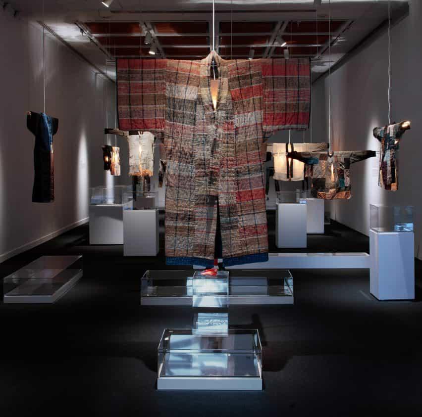 Boro Textiles en la Japan Society