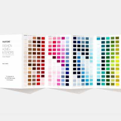 Pantone presenta más de 300 nuevos colores basados en la tendencia