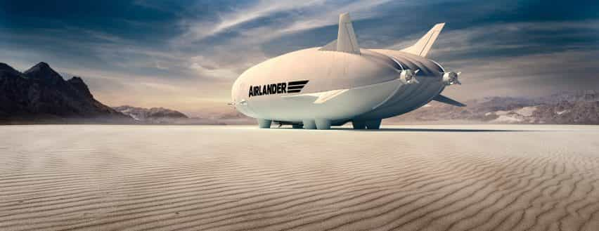 Volar Bum Airlander 10