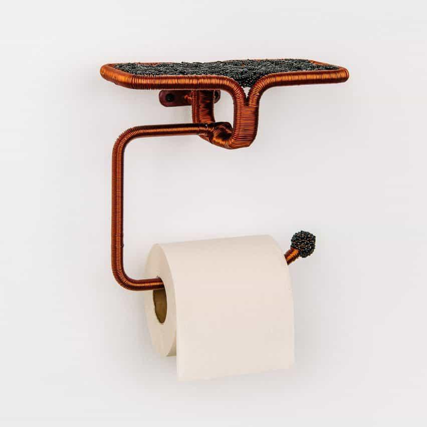 10 diseños que Reimagine el soporte de rollo de papel higiénico humilde
