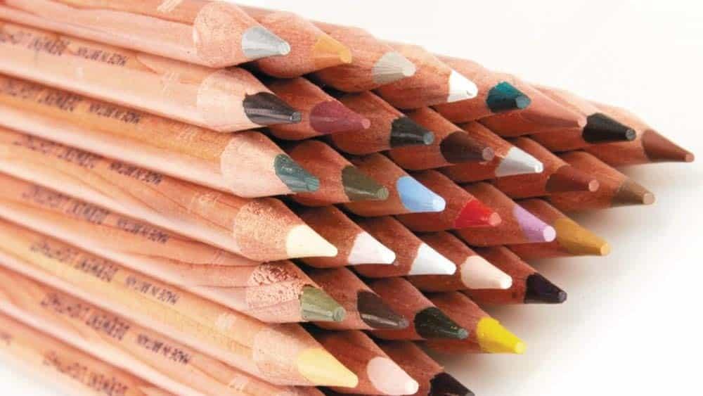 Los mejores lápices para artistas.