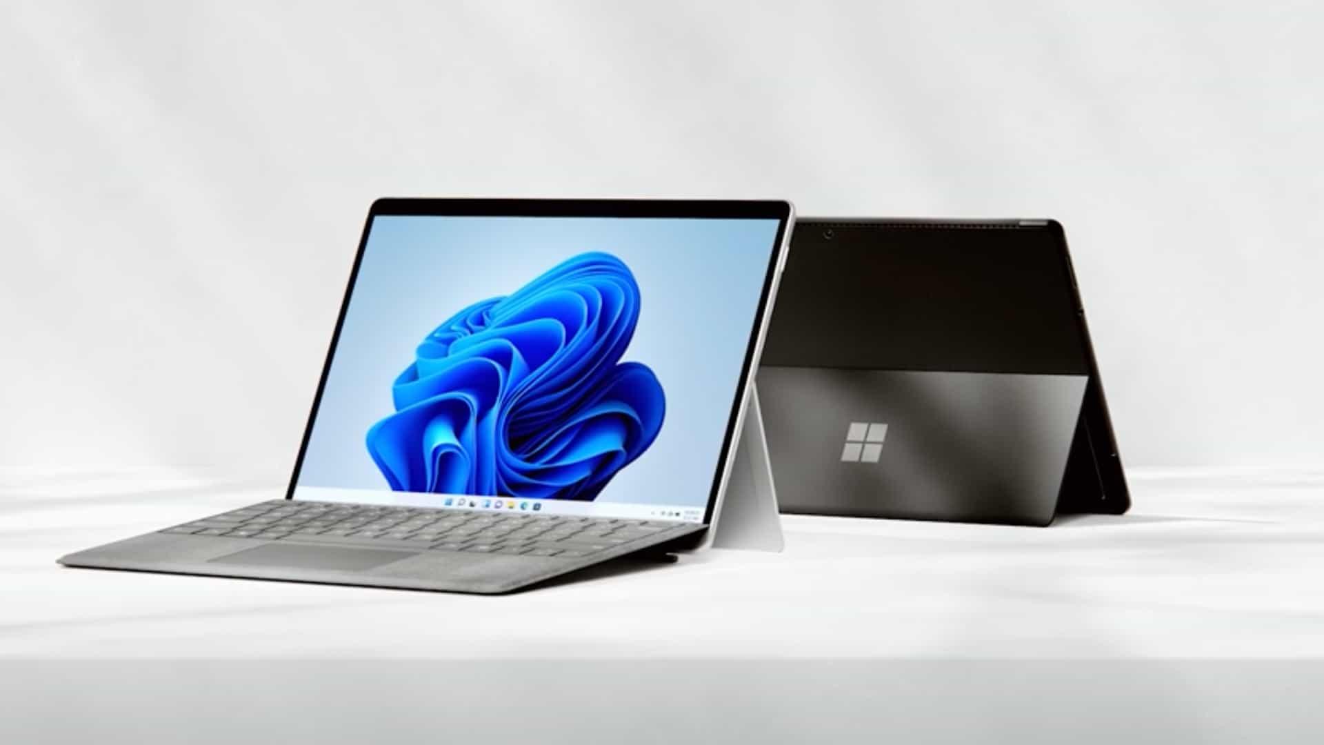 Surface Pro 8 de Microsoft podría ser el 2 en 1 definitivo para creativos