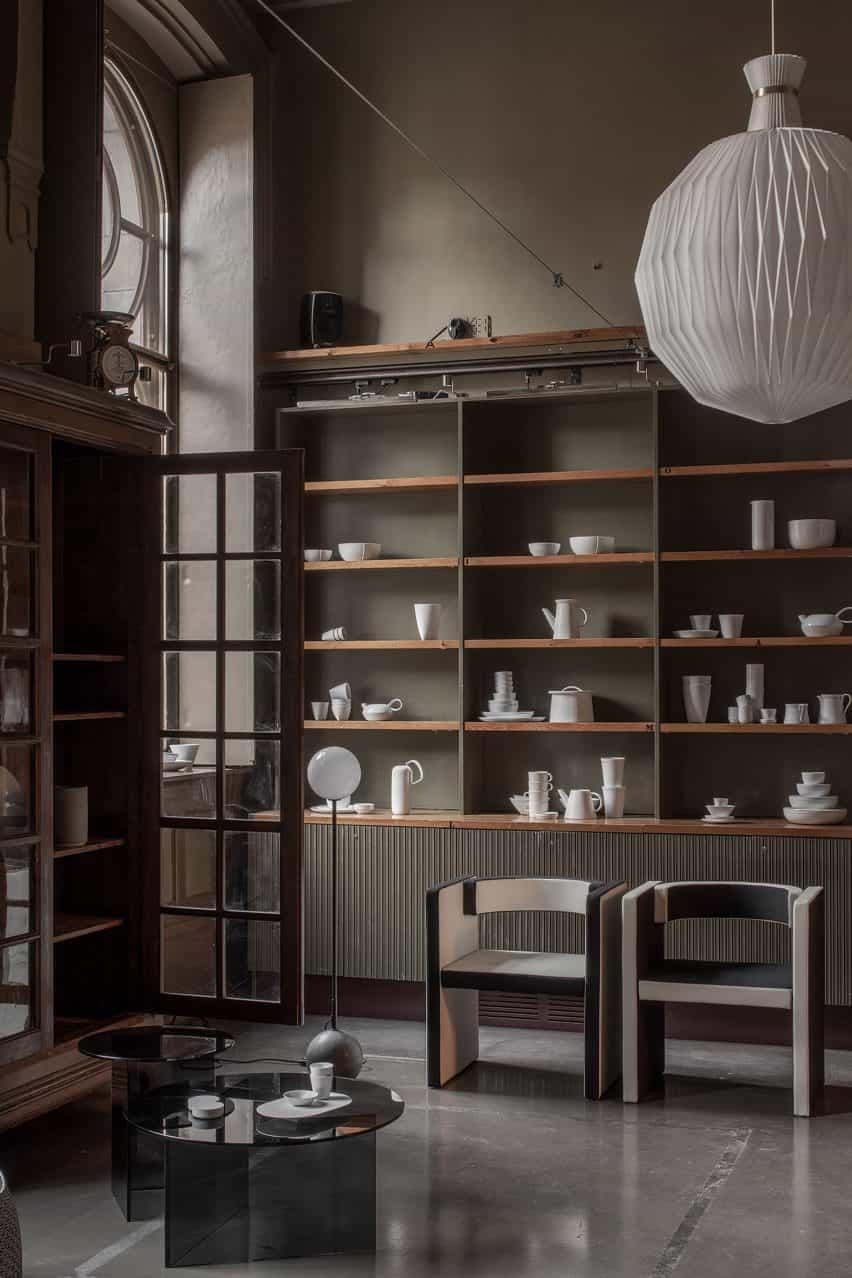 Archivos Nacionales de Estocolmo Viejo abren puertas a la exposición Archivo
