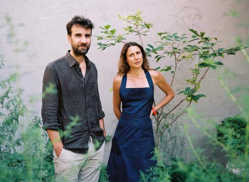 Joseph Grima y Valentina Ciuffi