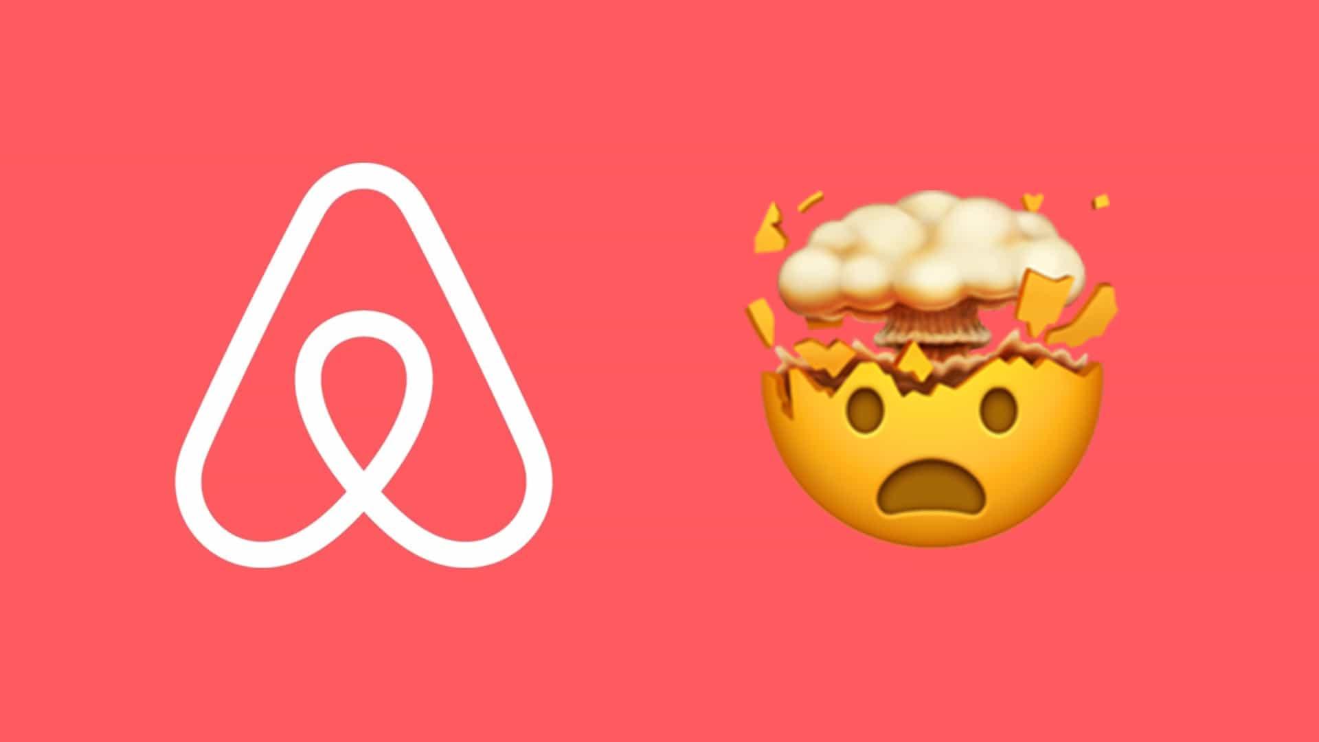 El logotipo de Airbnb tiene 4 significados ocultos: ¿puedes identificarlos todos?