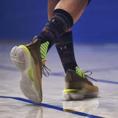 El jugador de baloncesto crea zapatilla de deporte basado en el museo de historia afroamericana de David Adjaye