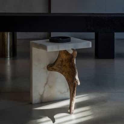 Los diseñadores italianos emergentes crean muebles en respuesta al trabajo de Rick Owens