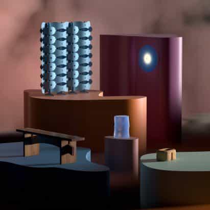 Dezeen y The Mindcraft Project colaboran para presentar lo mejor del diseño experimental danés