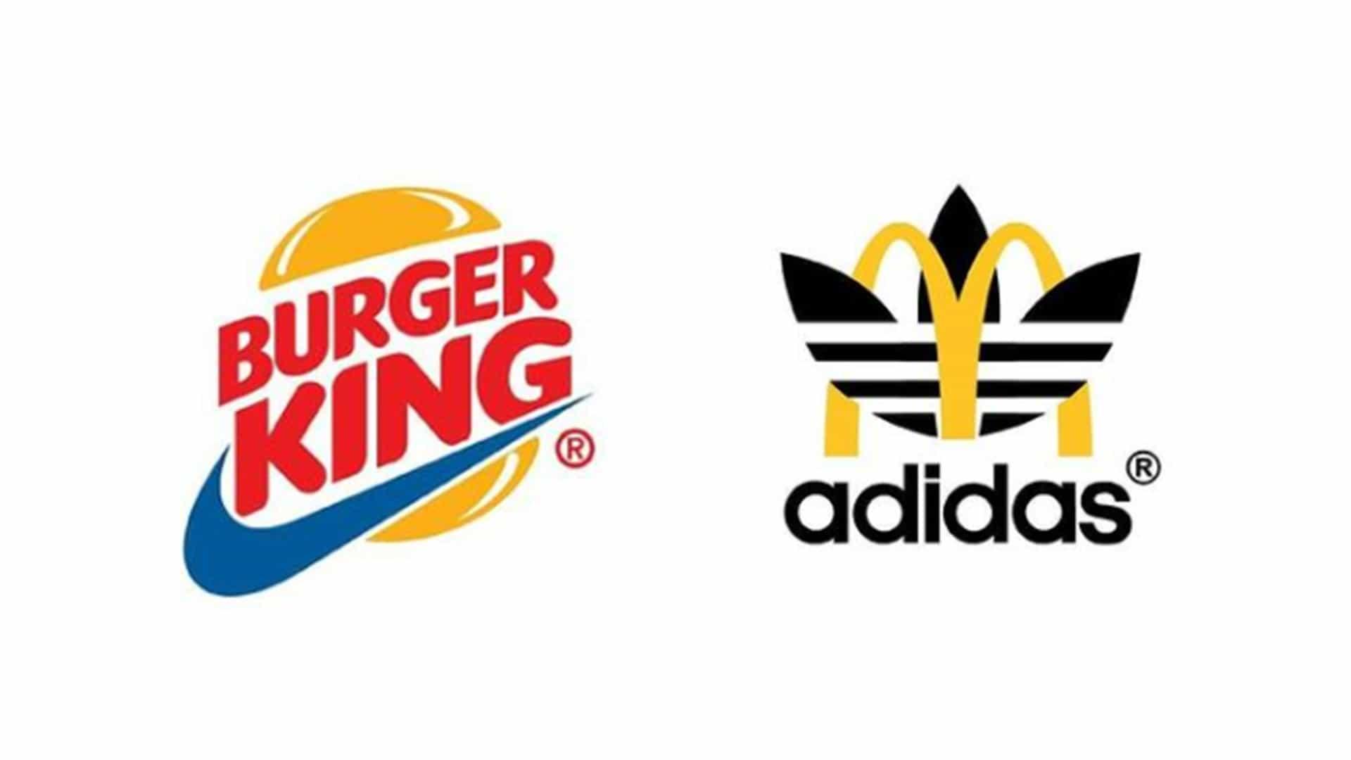 ¿Qué obtienes cuando combinas los logotipos más icónicos del mundo?