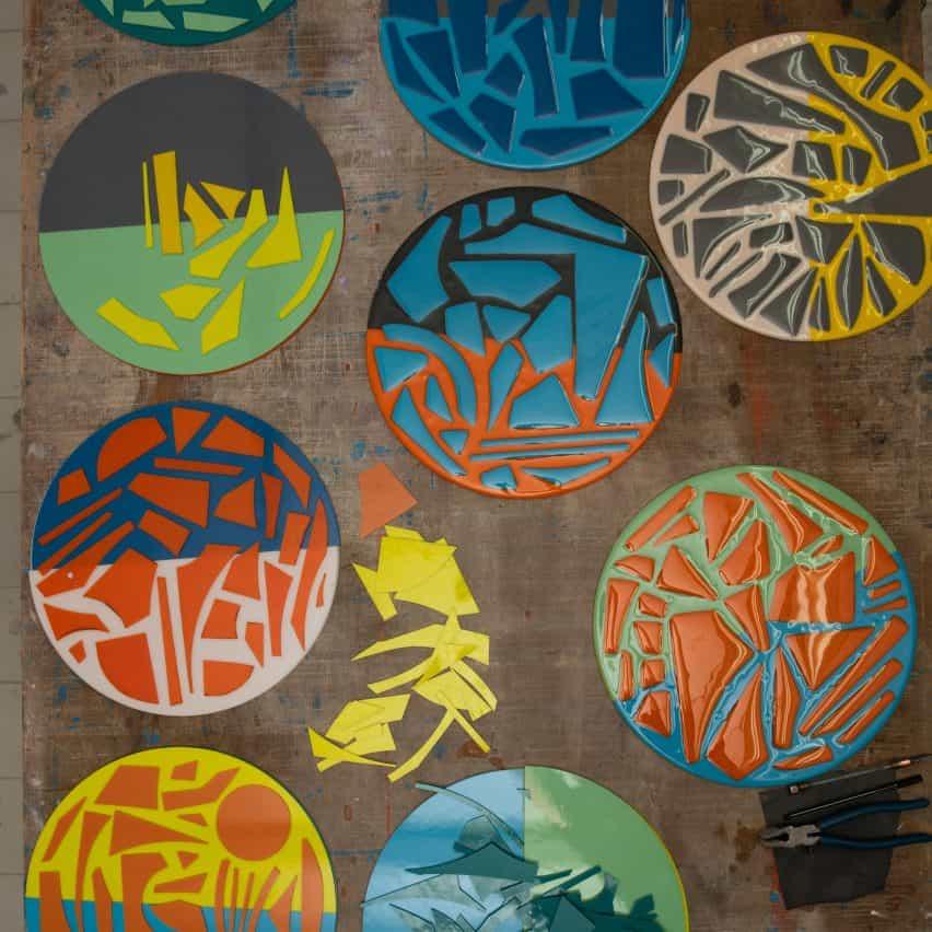 Placas Fabien Cappello para dobladillo