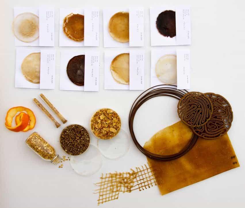 Materiales utilizados para crear Ohmie