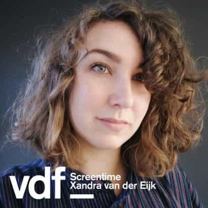 Entrevista en vivo con van der Eijk Xandra como parte del Festival de Diseño Virtual