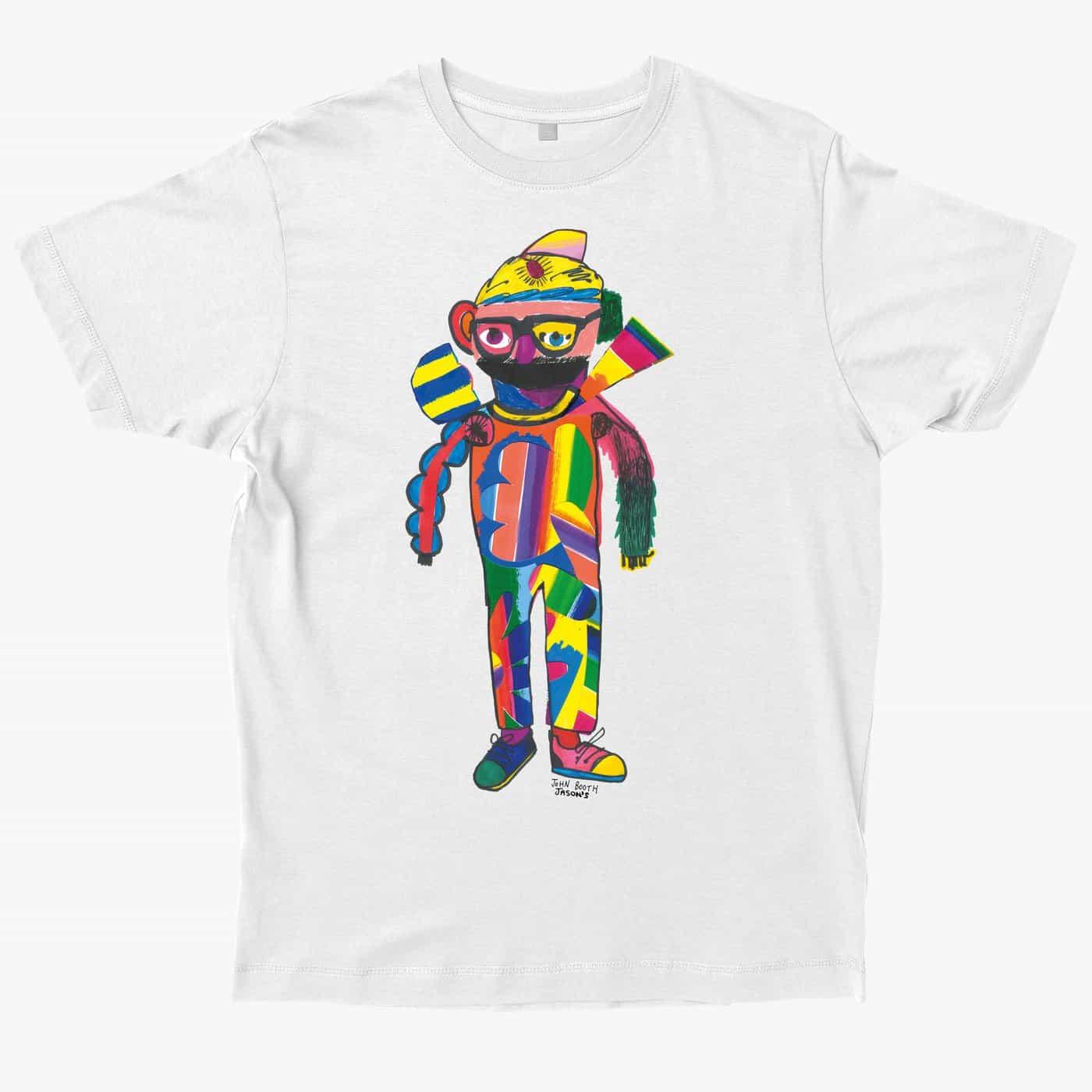 Amor someterse a estudios de lanzar una colección de camisetas colaborar con grandes creativos