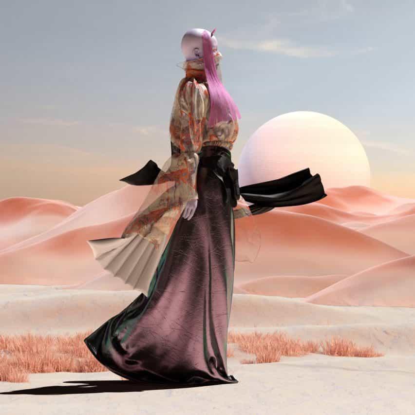 virtual de moda