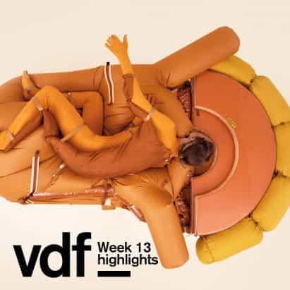 VDF destacados de esta semana incluyen Lucy McRae, Fabio Novembre, Estambul Bienal de Diseño y un espectáculo en vivo de Imogen Heap