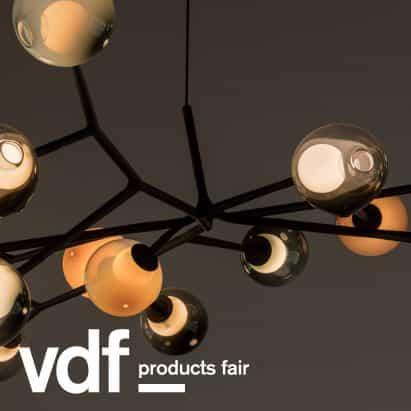 Bocci da a conocer las últimas colecciones de iluminación en VDF productos justo