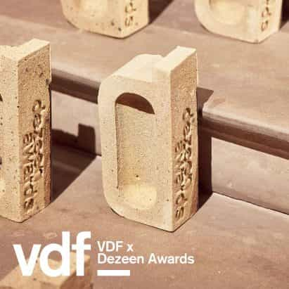 conversación en vivo con los jueces Premios y ganadores dezeen incluyendo Nelly Ben Hayoun y Sevil Peach como parte de VDF