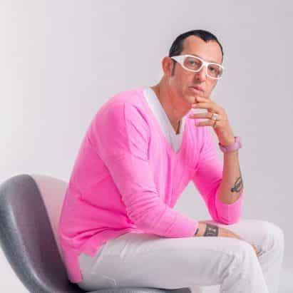 """""""Diseño pervertido"""" Karim Rashid gana premio 2020 Americana de Diseño"""