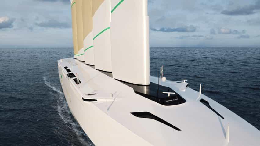 Illustrarama.com | Wallenius Marina desarrolla buque de energía eólica más  grande del mundo para r