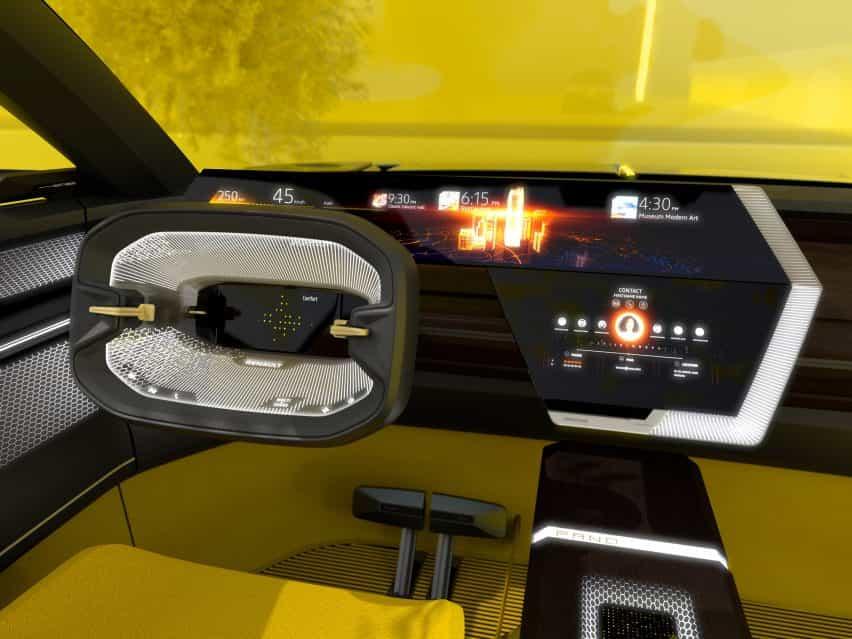 Renault presenta el concepto de coche para cambiar de forma Morphoz