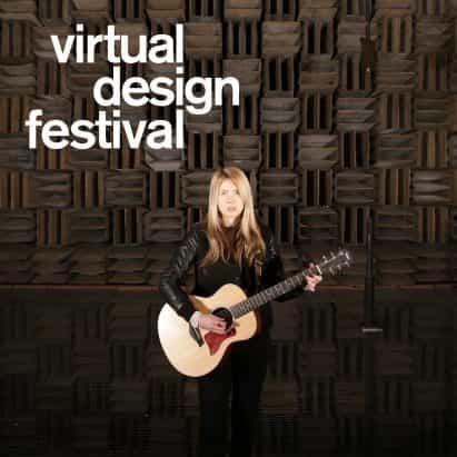 Envíenos un mensaje de vídeo de bloqueo para el Festival de Diseño Virtual y vamos a publicar los mejores