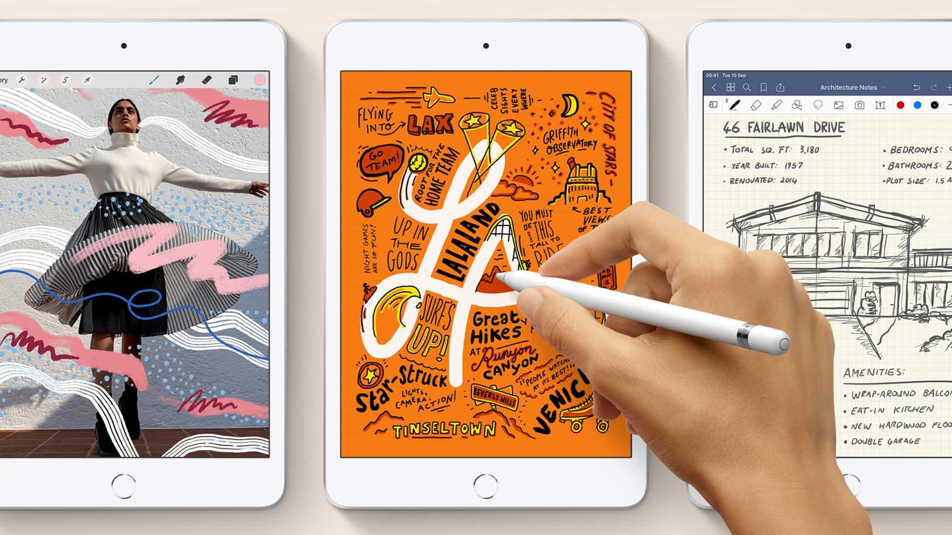 ¿Está finalmente muerto el iPad mini de Apple?