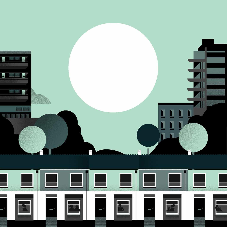 Lo que hace un informe de diseño del Alcalde de Londres, en un aspecto como pandemia?