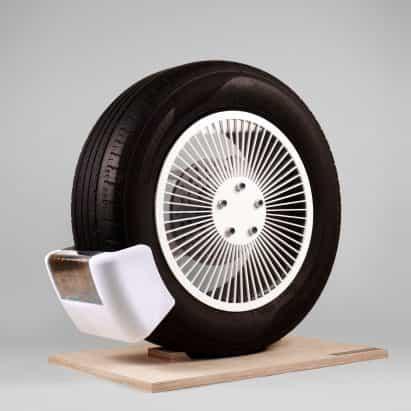 El Colectivo de Neumáticos desarrolla dispositivo de auto-montado para capturar las emisiones microplástica de neumáticos