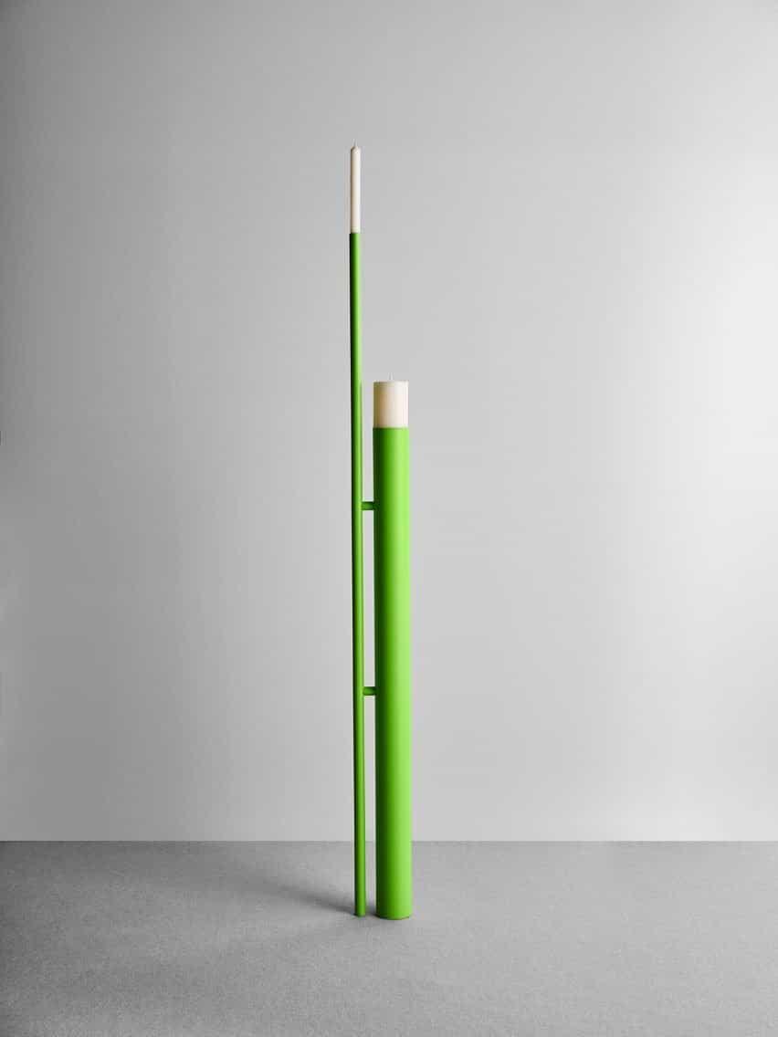 Diseño de Philippe Malouin para A Flame for Research