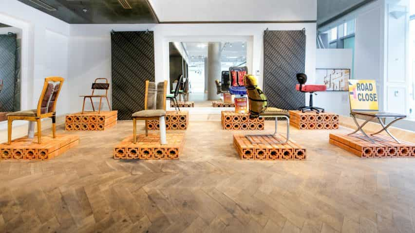 Cómo estar en la instalación de descanso en la semana del diseño de Dubai