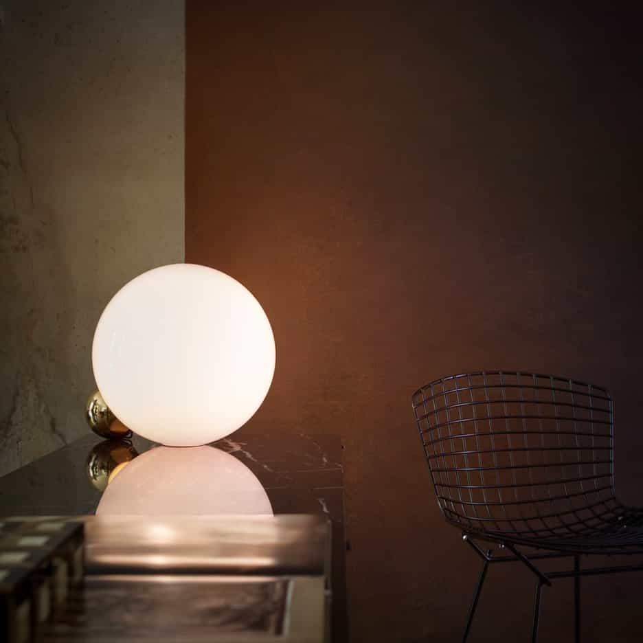 lámpara de Michael Anastassiades imitador de Flos