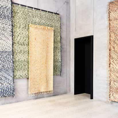Philippe Malouin diseña la colección de alfombras Líneas de CC-Tapis para celebrar la imperfección
