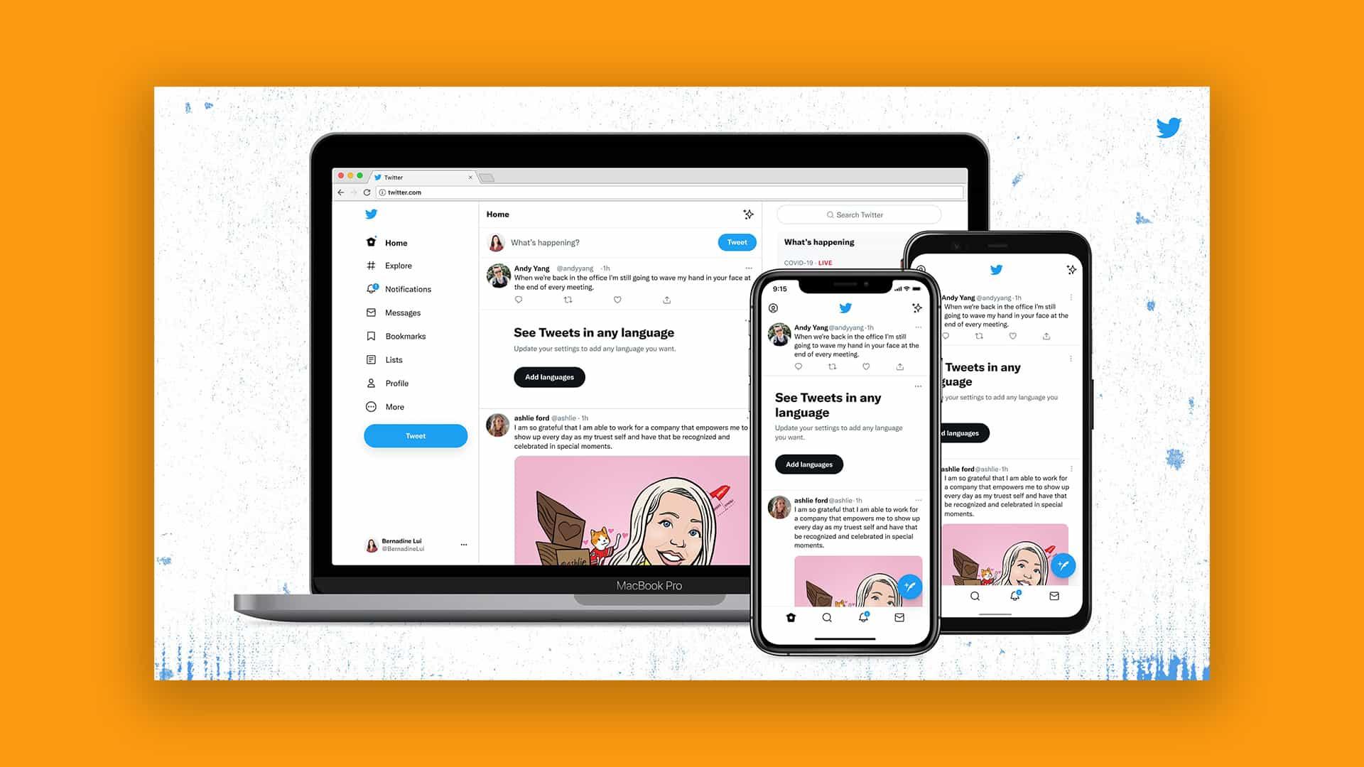 La nueva fuente de Twitter está aquí (y los usuarios tienen sentimientos al respecto)