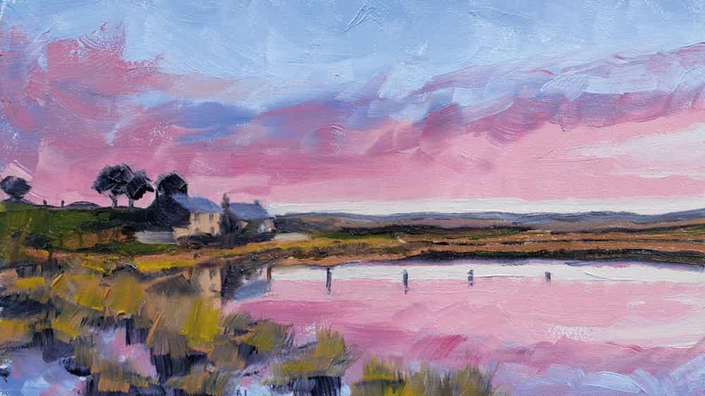 Cómo pintar puestas de sol: Crea el cielo de color perfecto