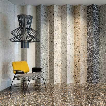 FMG comunicados colección de azulejos que se puede aplicar a cualquier superficie interior