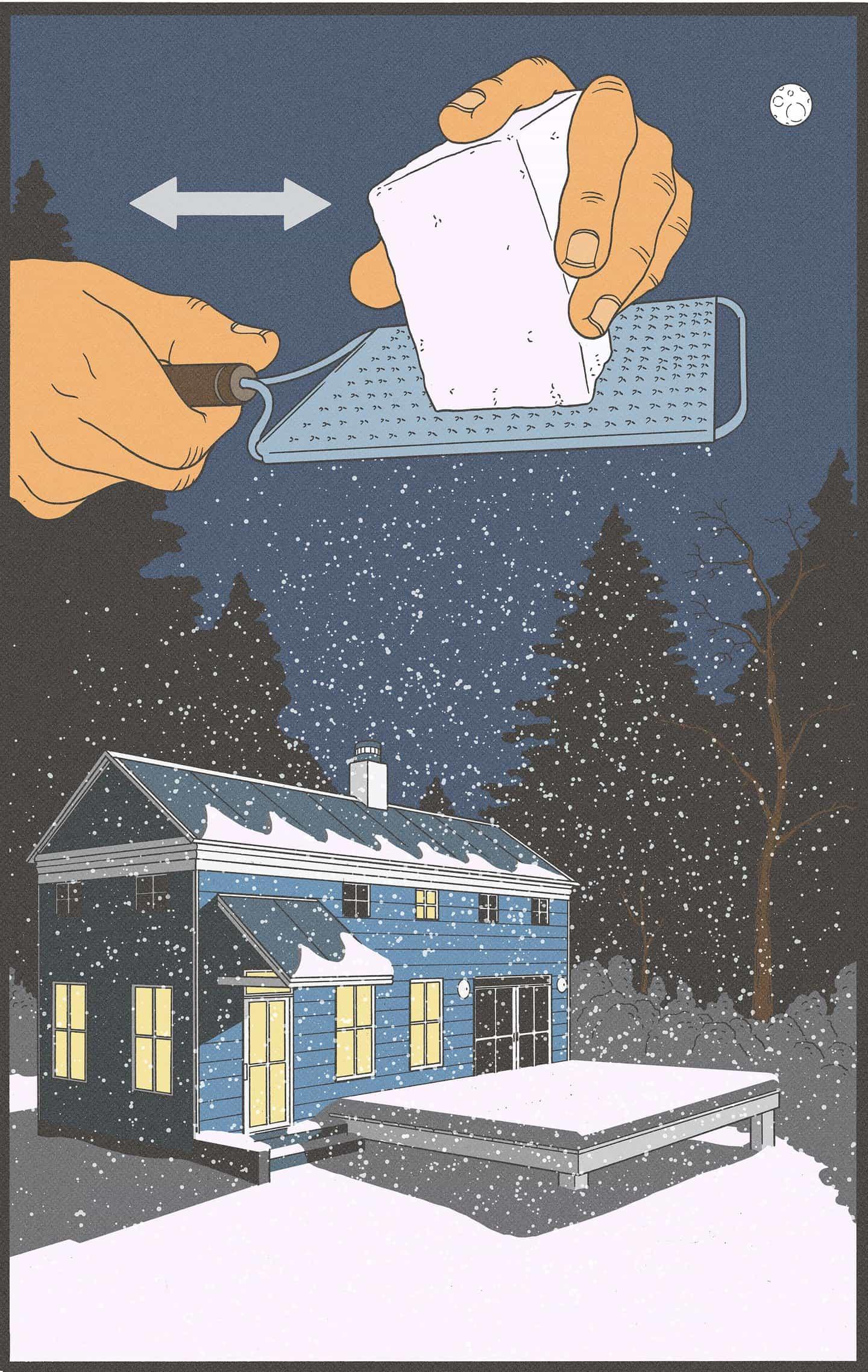 Kyle Ellingson: Ellingson's Dreams: Vol 1, New England White Cheddar (Copyright © Kyle Ellingson, 2021)