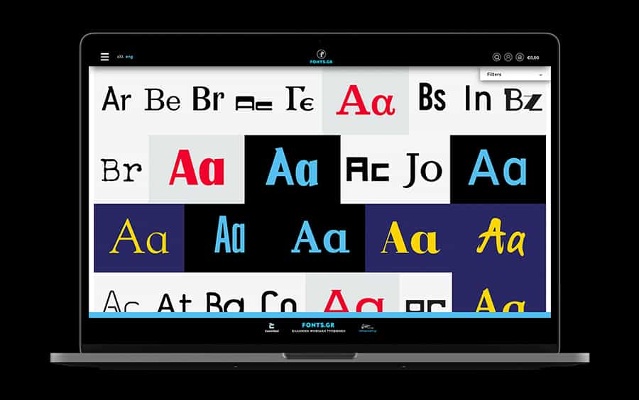 fonts.gr